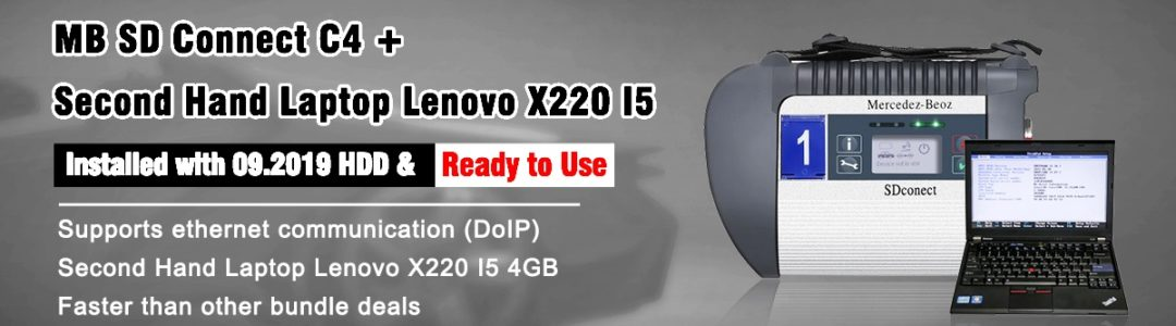 SDC4 mit X220