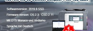 2019.9 sdc4 mit X220