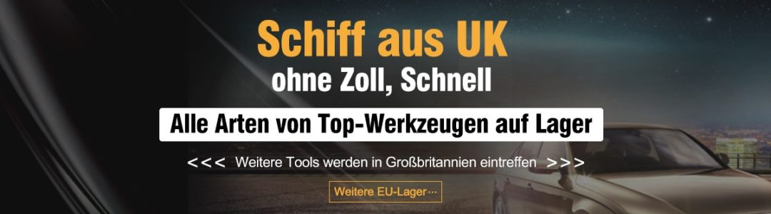 Schiff aus UK