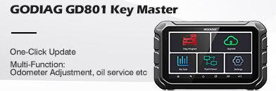 GODIAG GD801 Key Master