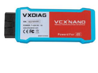 VXDIAG VCX NANO