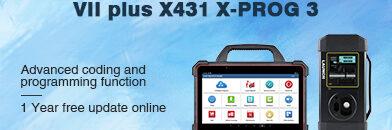 Launch X-431 PAD VII