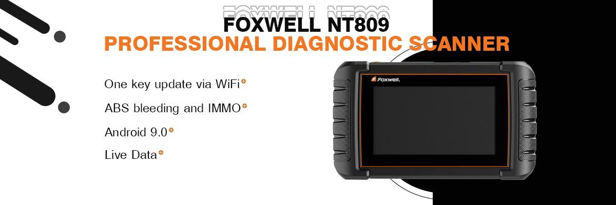 WiFi FOXWELL NT809
